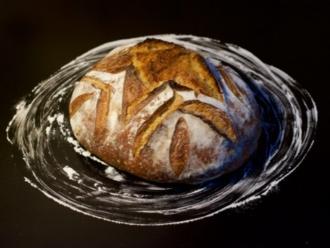 kovászolt kenyér