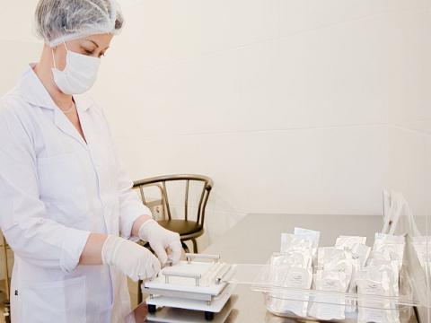 Oltóanyag, baktérium kultúra csomagolása