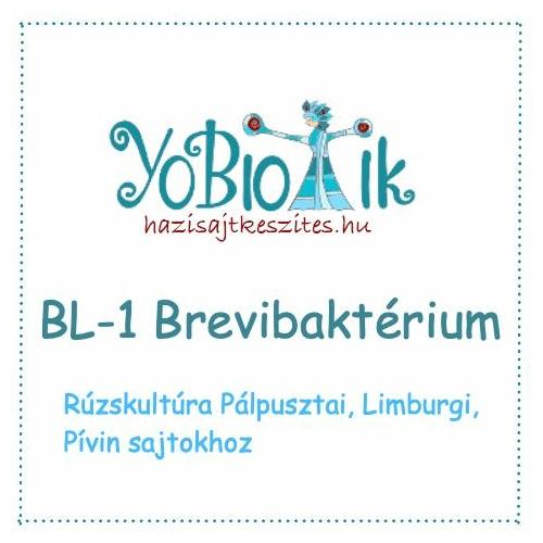 BL-1 Brevibaktérium rúzskultúra