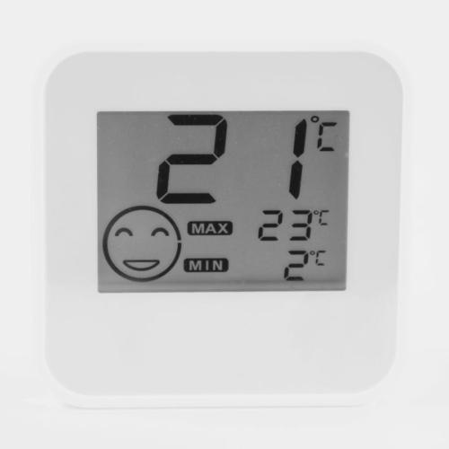 pára és hőmérő