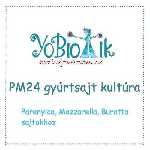 PM24 gyúrtsajt kultúra ömlesztve - 500 literhez