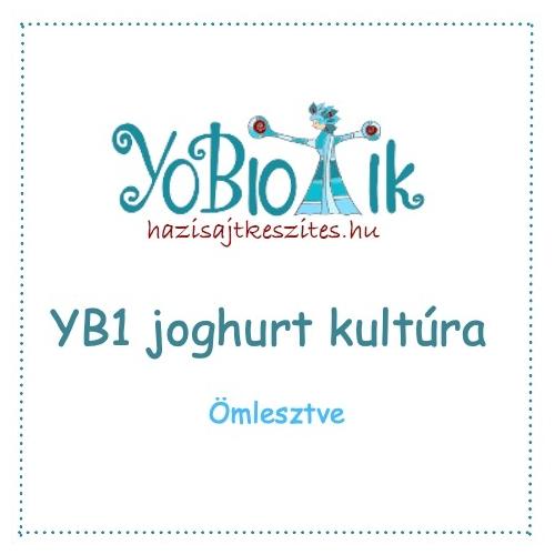 YB1 joghurt kultúra ömlesztve - 100 literhez