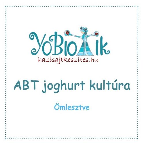 ABT joghurt kultúra, ömlesztve - 500 literhez