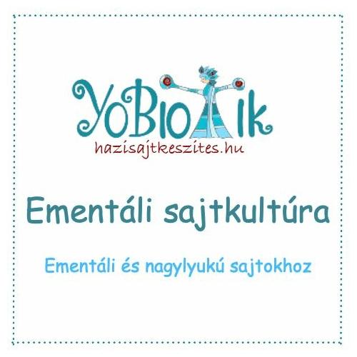 Ementáli sajtkultúra - YoBiotik - 5 db kapszula