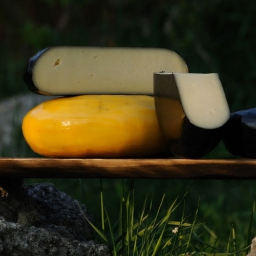 Fekete sajtbevonó viasz