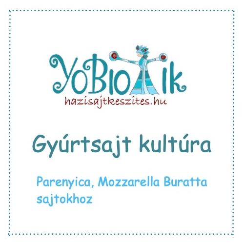 Gyúrtsajt kultúra ömlesztve - YoBiotik - 500 literhez