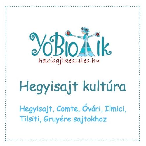 Hegyisajt kultúra - YoBiotik -  5 db