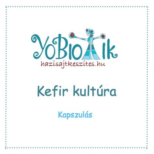 Kefir kultúra - kapszulás - 5 db