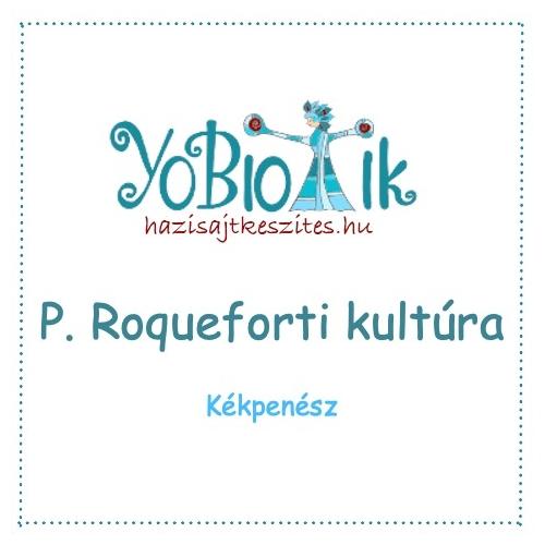 P. Roqueforti - kékpenész (1 D/100 L)