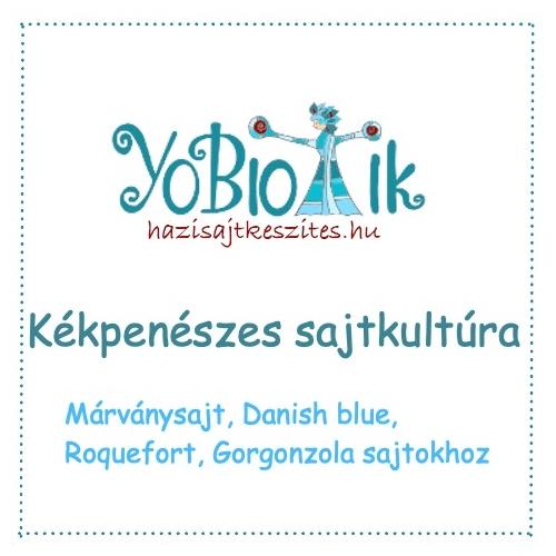 Kékpenészes sajtkultúra, YoBiotik - 50 db
