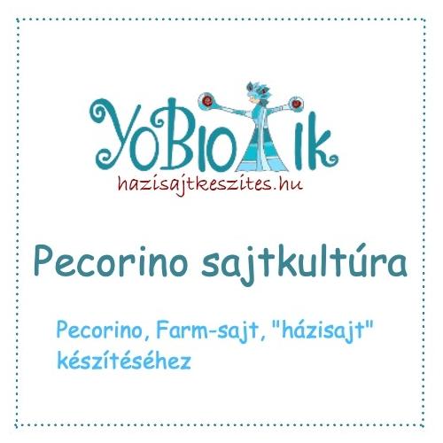 Pecorino sajtkultúra - 5 db