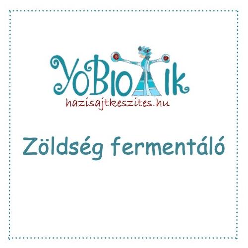 Zöldség fermentáló, tasakos, 24 adag