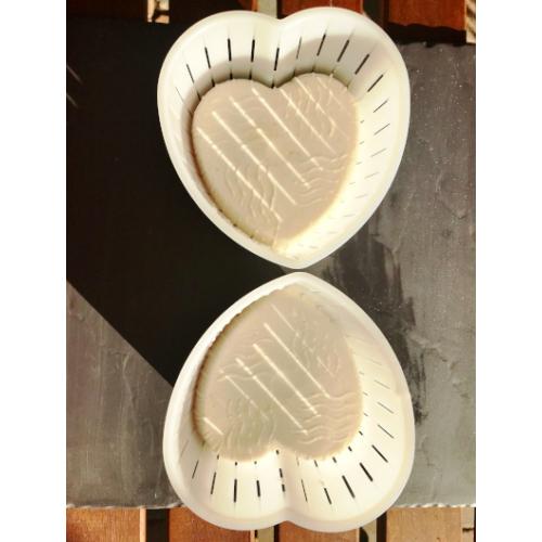 Szív alakú sajt